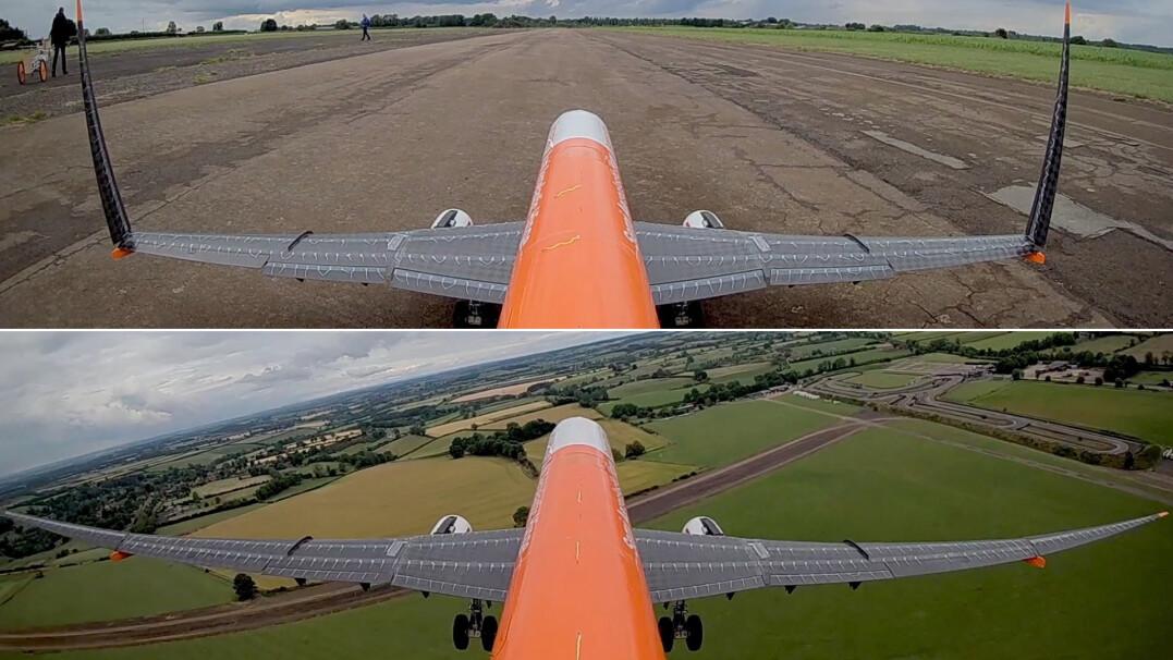 """Airbus pracuje nad samolotem, który będzie """"trzepotał skrzydłami"""" podczas lotu"""