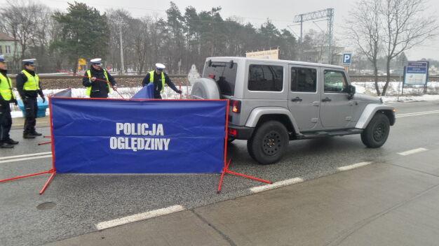 """Śmiertelne potrącenie w Wawrze. """"Kierowca jeepa jechał na pogrzeb"""""""