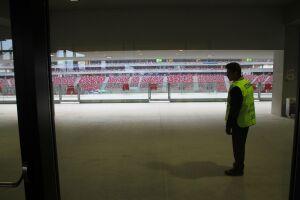 Straż pożarna: stadion zawsze był bezpieczny