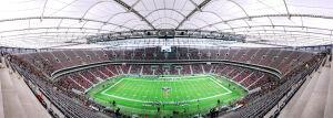 """Narodowy walczy o tytuł """"Stadionu Roku"""""""