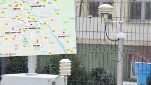 Dwie nowe stacje badają jakość powietrza w Warszawie