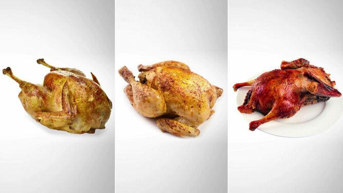 Kurczak, kaczka czy indyk? Zobacz, co najlepiej jeść