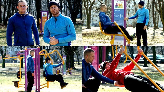 Jak ćwiczyć w osiedlowym parku sportowym?