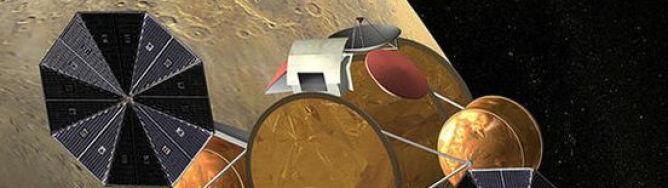 Próbki z Marsa polecą na Ziemię