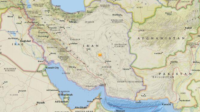 W Iranie wystąpiło trzęsienie ziemi o magnitudzie 5,2 (USGS)