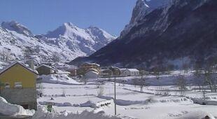 Zima w górach stworzyła malownicze krajobrazy