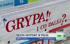 Liczba chorych na grypę w Polsce rośnie